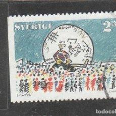 Sellos: SUECIA 1989 - YVERT NRO. 1513 - USADO -. Lote 205287655