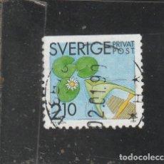 Sellos: SUECIA 1989 - YVERT NRO. 1527 - USADO -. Lote 205288488