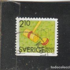 Sellos: SUECIA 1989 - YVERT NRO. 1530 - USADO -. Lote 205288787