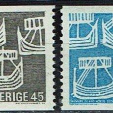 Sellos: SUECIA 1969 - NORDIC ISSUE. Lote 217825618