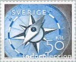 SELLO USADO DE SUECIA YT 2915 (Sellos - Extranjero - Europa - Suecia)