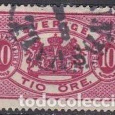 Sellos: LOTE DE SELLOS - SUECIA - (AHORRA EN PORTES, COMPRA MAS). Lote 221508488