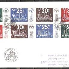Selos: SUECIA. 1974. STOCKHOLMIA 74.. Lote 222014831