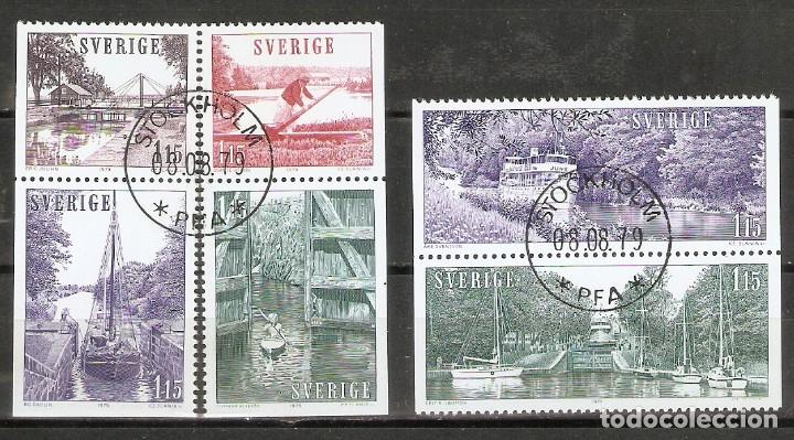 SUECIA. 1979. YT 1047/1052 (Sellos - Extranjero - Europa - Suecia)