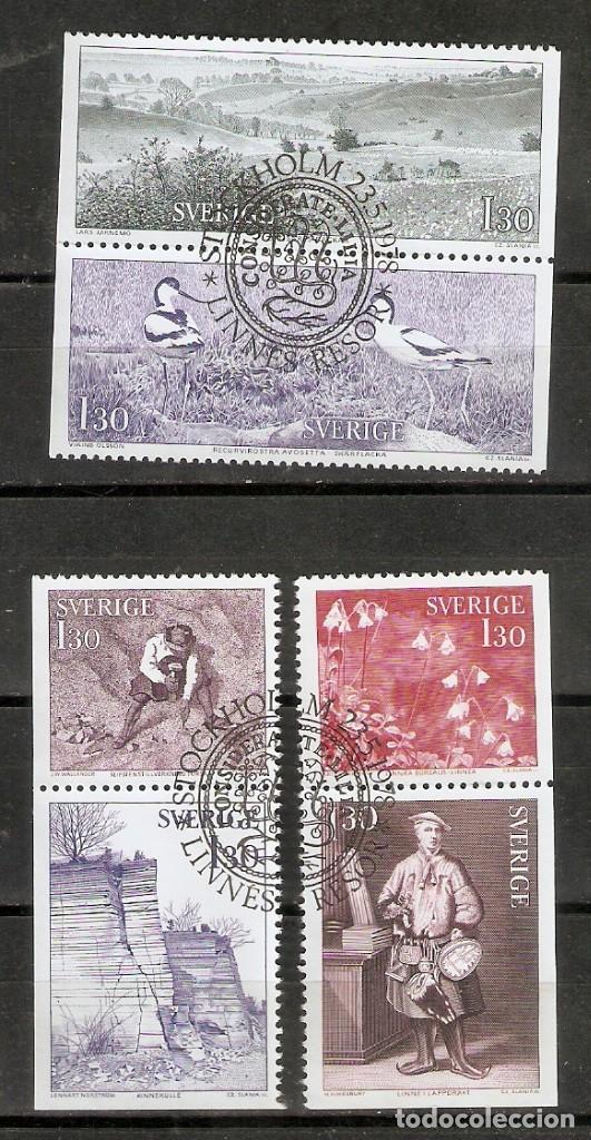 SUECIA. 1978. YT 1005/1010 (Sellos - Extranjero - Europa - Suecia)