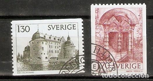 SUECIA. 1978. YT 996,997 (Sellos - Extranjero - Europa - Suecia)