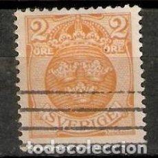 Timbres: SUECIA.1910. YT 56. Lote 231994750