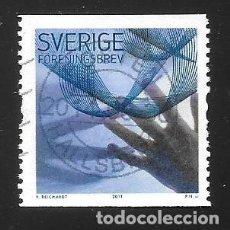 Timbres: SUECIA. Lote 232801225
