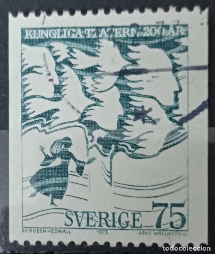SELLOS SUECIA (Sellos - Extranjero - Europa - Suecia)