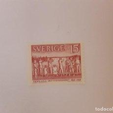 Timbres: SUECIA SELLO NUEVO. Lote 240176885