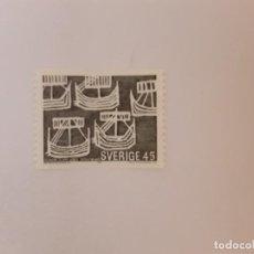 Timbres: SUECIA SELLO NUEVO. Lote 240177845