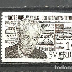 Francobolli: SUECIA 1976 - MICHEL NRO. 951 - USADO -. Lote 254899000