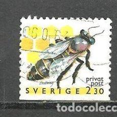 Sellos: SUECIA 1990 - YVERT NRO. 1597 - USADO -. Lote 254901040