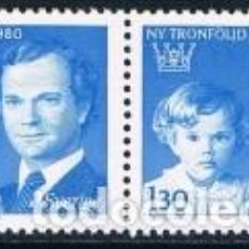 Sellos: SELLOS NUEVOS DE SUECIA 1980, YT 1083B. Lote 255643305