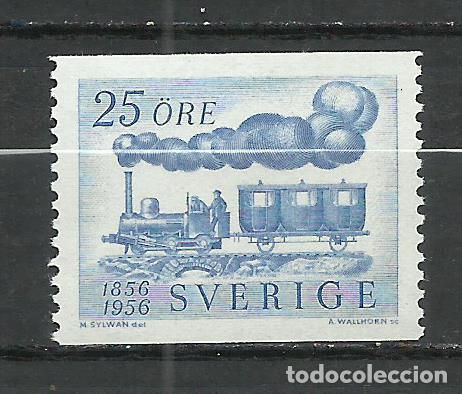 SUECIA - 1956 - MICHEL 419** MNH (Sellos - Extranjero - Europa - Suecia)