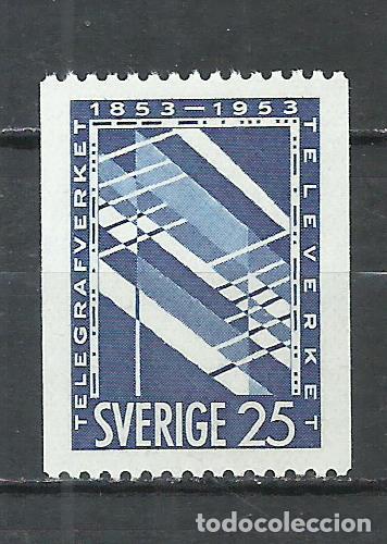 SUECIA - 1953 - MICHEL 385** MNH (Sellos - Extranjero - Europa - Suecia)