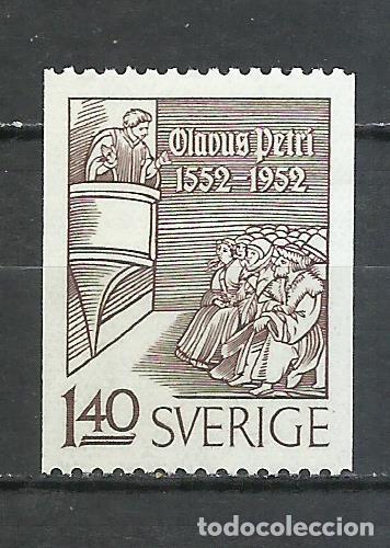 SUECIA - 1952 - MICHEL 368** MNH (Sellos - Extranjero - Europa - Suecia)