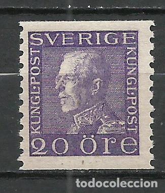 SUECIA - 1921 - MICHEL 181** MNH (Sellos - Extranjero - Europa - Suecia)