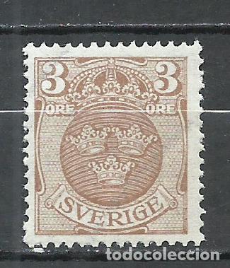 SUECIA - 1911 - MICHEL 66** MNH (Sellos - Extranjero - Europa - Suecia)