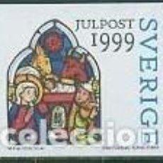 Sellos: SELLO USADO DE SUECIA 1999,YT 2129. Lote 261360550