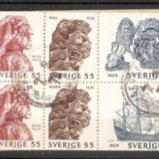 Sellos: SUECIA.1969. CARNET .C625. Lote 262723765