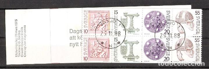 SUECIA.1975. CARNET. C873 (Sellos - Extranjero - Europa - Suecia)