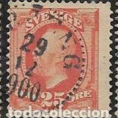 Sellos: SUECIA YVERT 68. Lote 268288639
