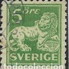 Sellos: SUECIA YVERT 123A. Lote 268293869
