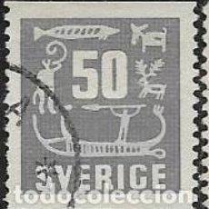Sellos: SUECIA YVERT 389. Lote 268818394