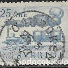 Sellos: SUECIA YVERT 412. Lote 268819049
