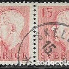 Sellos: SUECIA YVERT 419B. Lote 268819344