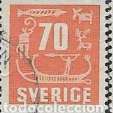 Sellos: SUECIA YVERT 425. Lote 268819509