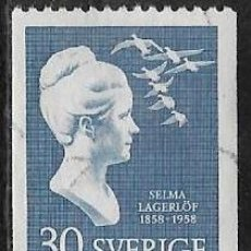 Sellos: SUECIA YVERT 435. Lote 268820439