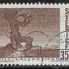 Sellos: SUECIA YVERT 639. Lote 269223148