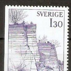 Timbres: SUECIA. 1978. YT 1009. Lote 269645563