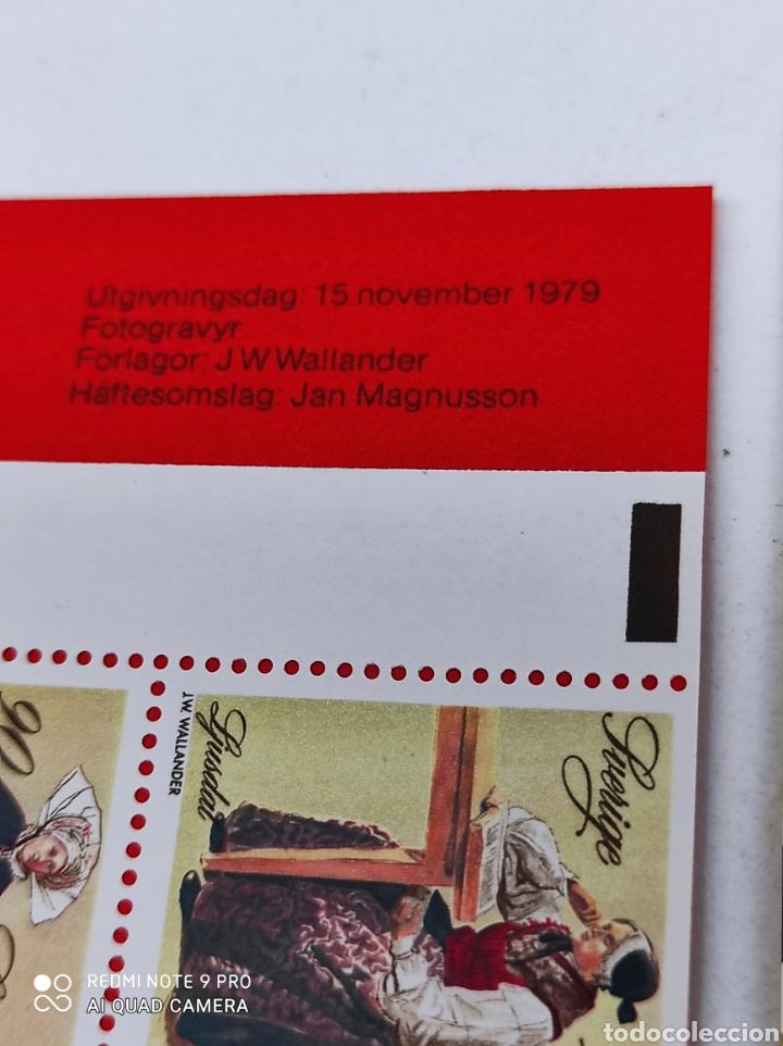 Sellos: Tres carnets de sellos de Suecia nuevos de los 80 - Foto 7 - 269745583