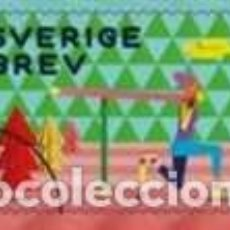 Selos: SELLO USADO DE SUECIA 2020 AUN POR DESPEGAR, YT 3301. Lote 291250853