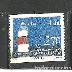 Selos: SUECIA 1989 - YVERT NRO. 1509 - USADO -. Lote 293685878