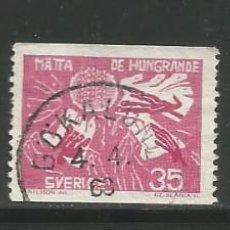 Sellos: SUECIA - LOTE DE 3 SELLOS DE 1957, 63 + 68 - USADOS. Lote 295864698