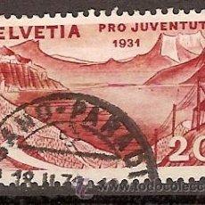 Sellos: SELLO SUIZA 59 ZUMSTEIN PRO JUVENTUD 1931 . Lote 12189639