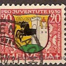 Sellos: SELLO SUIZA 55 ZUMSTEIN PRO JUVENTUD 1930. Lote 12189685