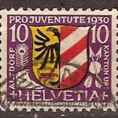 Sellos: SELLO SUIZA 54 ZUMSTEIN PRO JUVENTUD 1930 . Lote 12189694