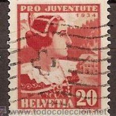 Sellos: SELLO SUIZA 71 ZUMSTEIN PRO JUVENTUD 1934. Lote 12216128