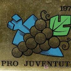Sellos: SUIZA 1096C CARNET, PRO-JUVENTUD, ESCUDOS, . Lote 19373495