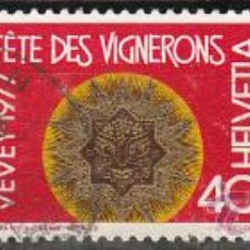 Stamps - Suiza Ivert 1021/3, efemerides, usado (serie completa) - 27005860