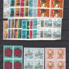 Sellos: SUIZA 1171/93 EN B4 SIN CHARNELA, AÑO 1983 VALOR CAT 126.80 € +. Lote 33125031