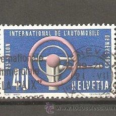 Sellos: LOTE B2 SELLOS-SELLO SUIZA--USADO-IVERT Nº 561 VALOR CATALOGO 5 EUROS. Lote 184864418