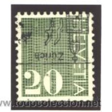 Sellos: SUIZA 1970 - YVERT NRO. 862 - USADO. Lote 40979516