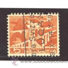 Sellos: SUIZA 1949 - YVERT NRO. 482 - USADO. Lote 268951569