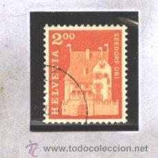 Sellos: SUIZA 1967 - YVERT NRO. 796 - USADO. Lote 40980900